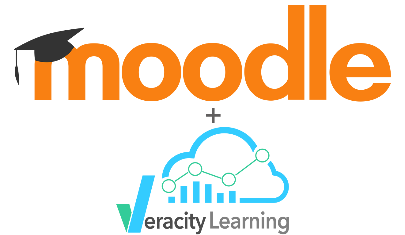 Augmenting Moodle™ with Veracity Learning LRS
